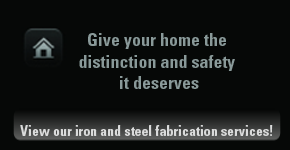Give your home the distinction and safety it deserves